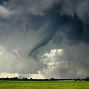 Сильний вітер перевернув літак у США (фото)