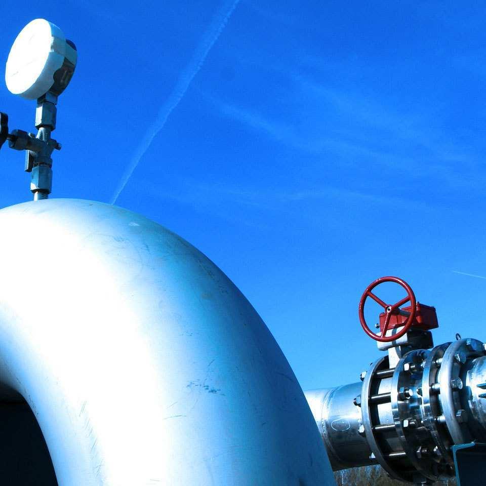 Видобуток газу в Україні зріс на 3%, а транзит - на 21%