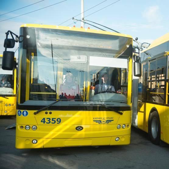 «Київпастранс» на Фейсбуці буде інформувати пасажирів про зміни руху