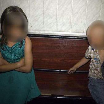 Слов'янські поліцейські знайшли на вулиці 5-річного хлопчика, якого відлупцював батько