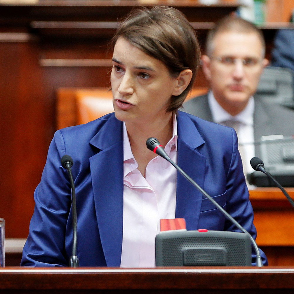 Обираючи між РФ та членством у ЄС, Сербія обирає ЄС - прем'єр-міністр