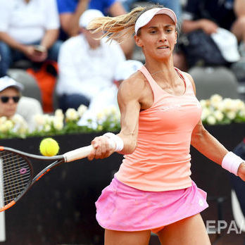 Українка Цуренко пробилася до другого кола Wimbledon