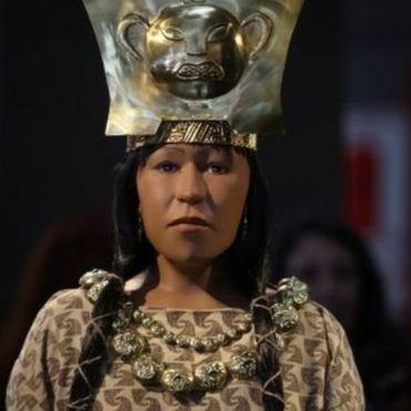 У Перу через 3D-принтер відтворили обличчя мумії місцевої Клеопатри (фото)