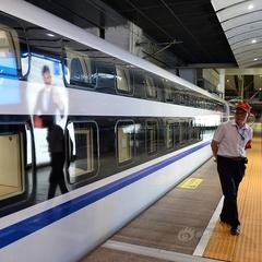 Потяги мрії: як подорожують у Китаї (фото)