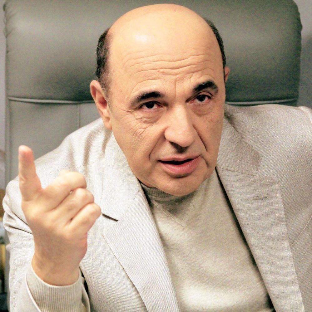 Вадим Рабинович виступив за зняття депутатської недоторканності з усіх нардепів