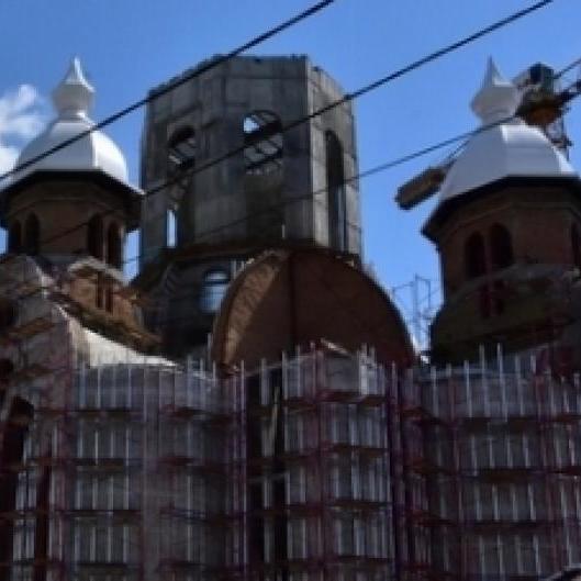 У Києві розгорівся скандал навколо баптистського храму