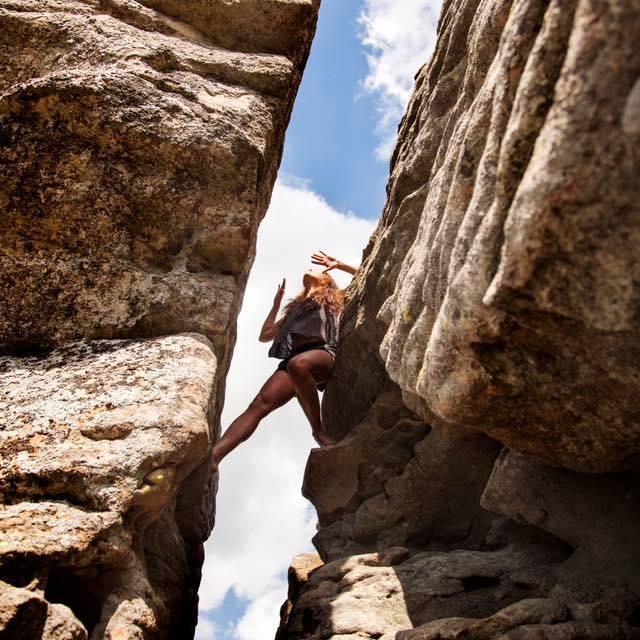 Руслана проведе ніч на Купала на вершині світу з екстремалами (фото)