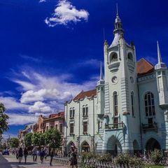 У Мукачеві з'явився тупик Москаля та зникли вулиці Бандери і Шухевича
