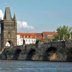 Карлову мосту в Празі виповнюється 660 років