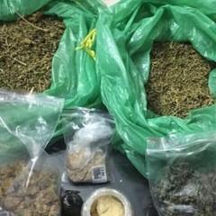 У Києві поліція затримала банду озброєних наркоторговців