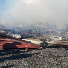 На Закарпатті загорілися турбази, туристів евакуйовано (фото)