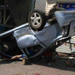 Машина протаранила кафе у Павлограді: є загиблі