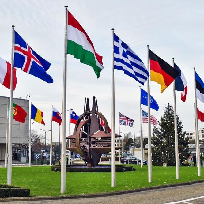 У Києві відкрили нове представництво НАТО