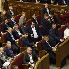 Фракція Блоку Петра Порошенка проголосувала за зняття недоторканності і притягнення до відповідальності шістьох нардепів
