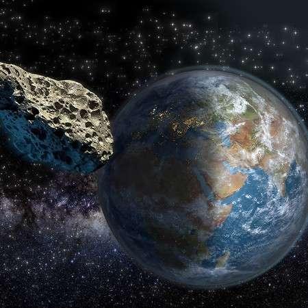 До Землі летить «астероїд смерті»