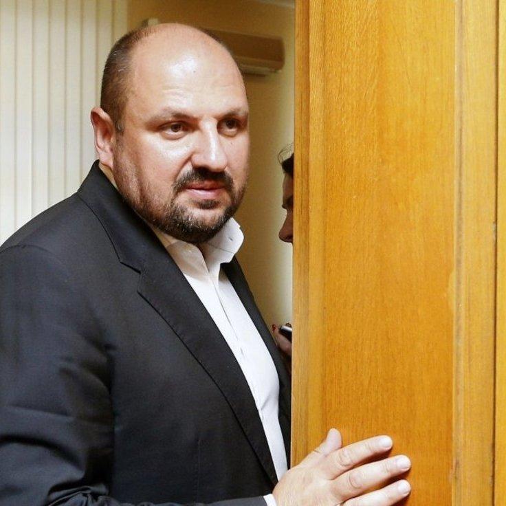 Верховна Рада проголосувала за притягнення Розенблата до відповідальності