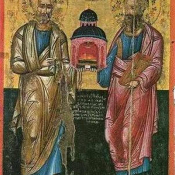 Православні християни святкують день пам'яті апостолів Петра і Павла