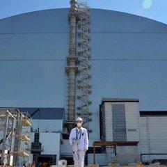 Саркофаг над Чорнобильською АЕС: показали що під ним знаходиться (фото)