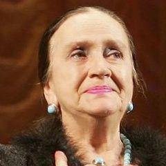 Пішла із життя народна артистка України Ірина Буніна