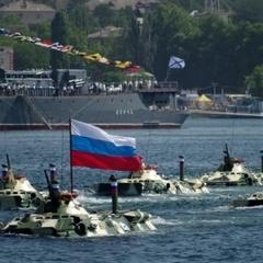 Російські окупанти підняли по тривозі флот у Криму