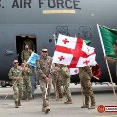 Військові сімох країн прибудуть наприкінці липня на навчання до Грузії