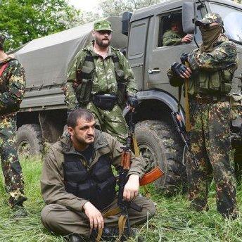 Волонтер показав, як українські воїни відповідають терористам