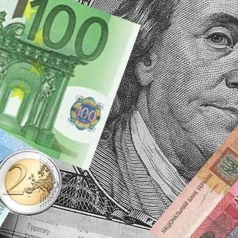 Нацбанк знову зміцнив офіційний курс гривні