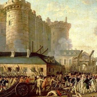 Париж відзначає військовим парадом День взяття Бастилії (фото, відео)