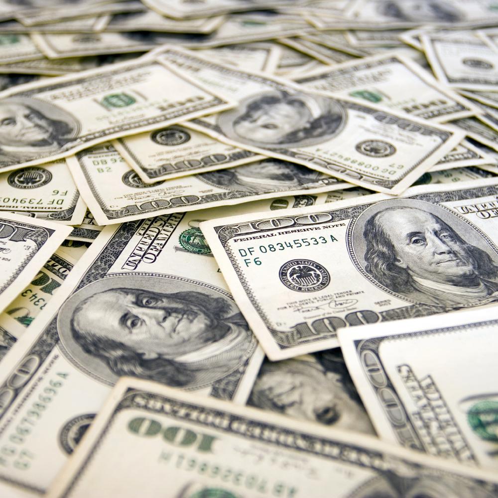 На українському поліграфкомбінаті наштампували фальшивих $ 6 мільйонів (фото)