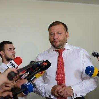 Добкін заявив, що Швейцарія зняла з нього санкції