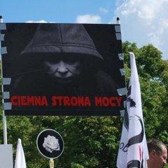 У Варшаві - багатотисячний мітинг. Качинському нагадують, що він «не Янукович»
