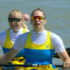 Українки Кічасова та Горлова виграли золото чемпіонату Європи на байдарці