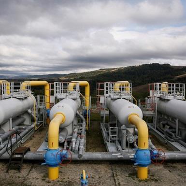 ЄС і Україна почали розробляти стратегію використання підземних газосховищ