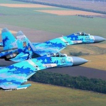 Українські винищувачі показали клас на авішоу у Великобританії (відео)