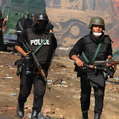 У Єгипті автомобіль поліції потрапив на придорожні міни: є загиблі