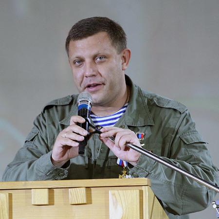 Захарченко заявив про заснування нової держави «Малоросія»