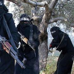 Під час зачищення Мосула затримали 20 терористок-смертниць