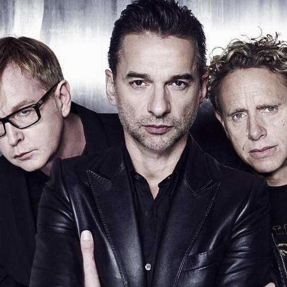 Depeche Mode прибув до Києва у повному складі (відео)