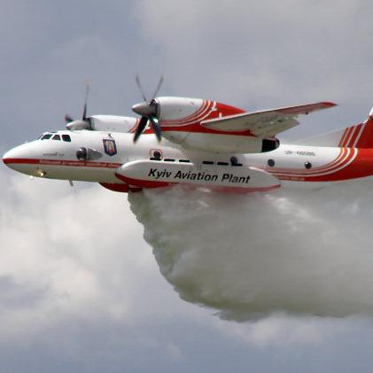 Україна відправить в Чорногорію пожежний літак для допомоги у гасінні пожеж