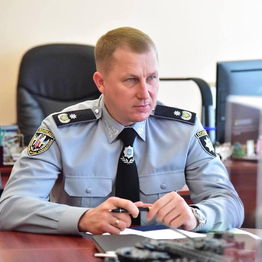 Аброськін призначений першим заступником голови Нацполіції