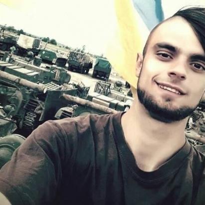 В АТО загинув 22-річний вояк із Закарпаття Золтан Балаж (фото)