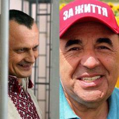Вадим Рабинович розповів подробиці про зустріч з українським політв'язнем Миколою Карпюком