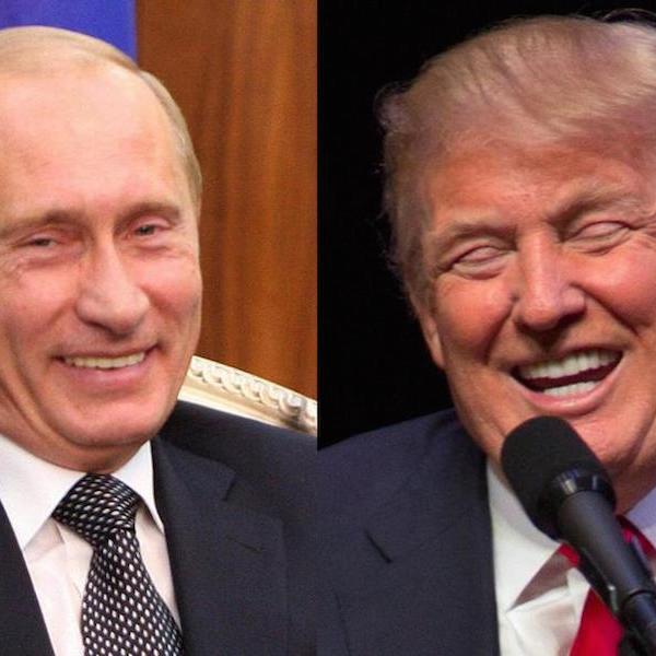 Жарти і не більше: Трамп розсекретив неформальну розмову з Путіним