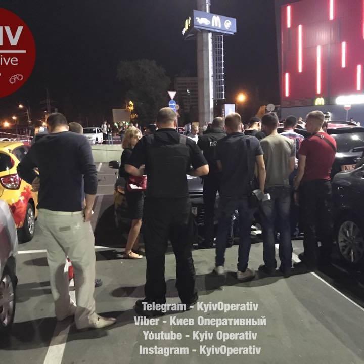 Розстріл росіянина в Києві: з'явилися подробиці вбивства (відео)
