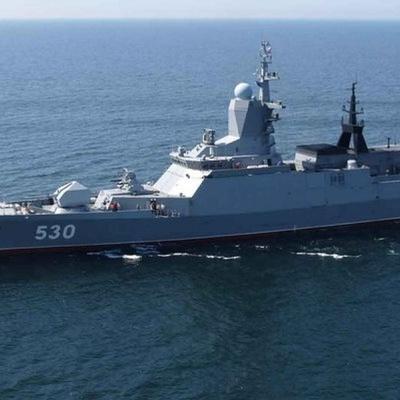 Завершення будівництва корвета «Володимир Великий» відклали на невизначений термін