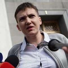 Савченко розсекретила першу п'ятірку у списку її політичної партії
