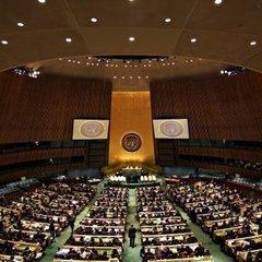 Українська делегація різко висловилась в адресу ООН