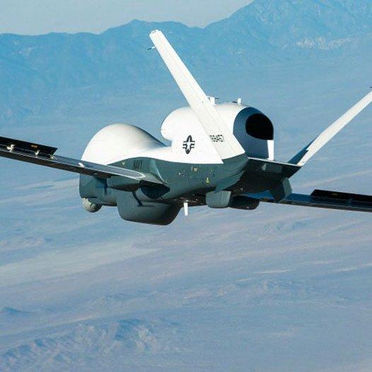 ЗМІ: Безпілотник США провів оперативну розвідку над Донбасом