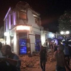 Біля берегів Туреччини стався потужний землетрус