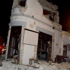 У Греції внаслідок землетрусу загинули громадяни Швеції та Туреччини